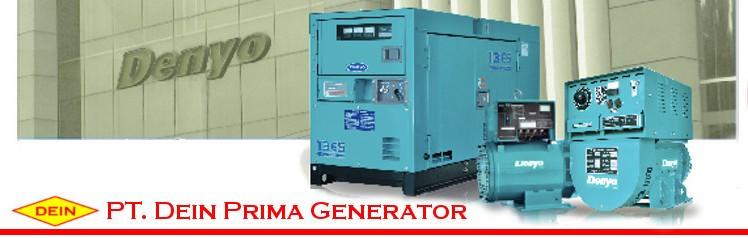 FA Series Generator | PT Dein Prima Generator